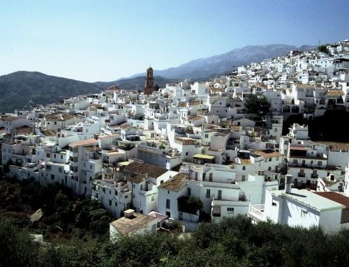 Cinco razones para visitar Cómpeta